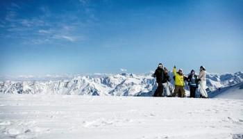 Skifahren - Skiurlaub Sölden