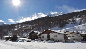 Appartement Skiurlaub - Apart Tyrolis im Winter