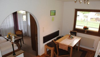 Appartement Soelden Kueche