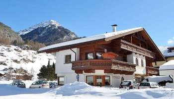 Appartment Sölden - Apart Tyrolis Sölden