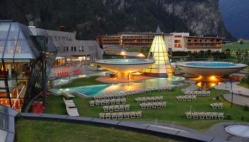 Aqua Dome Sommer Ötztal