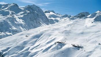Skigebiet Sölden - Skifahren im Ötztal
