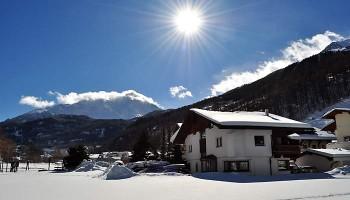 Skiurlaub Appartement Sölden